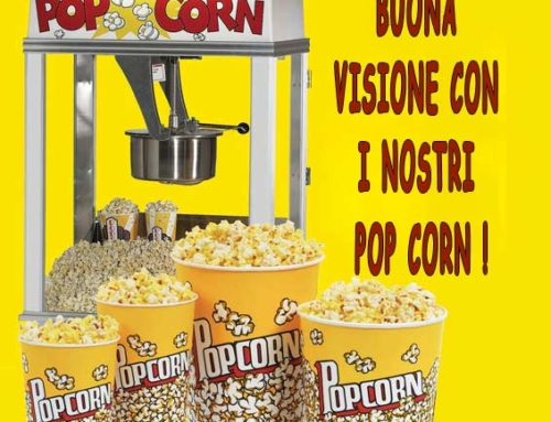 IL BAR DEL CINEMA TI ASPETTA!