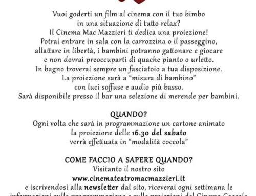 CINEMA COCCOLA
