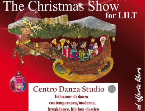 THE CHRISTMAS SHOW FOR LILT – MARTEDI' 18 DICEMBRE
